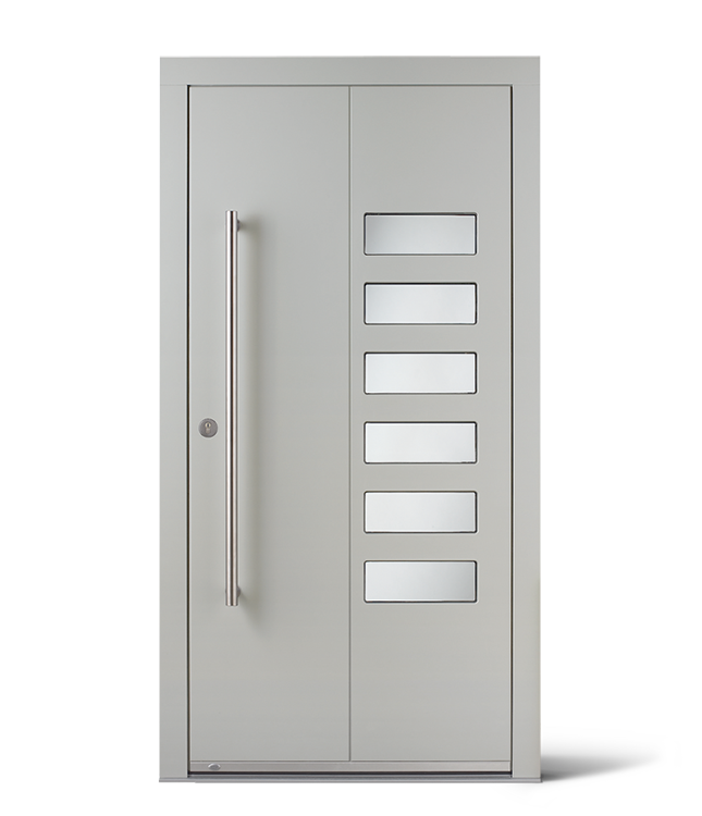 Lauko šarvuotos durys